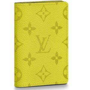 Louis Vuitton Pocket Organizer Credit Card Holder